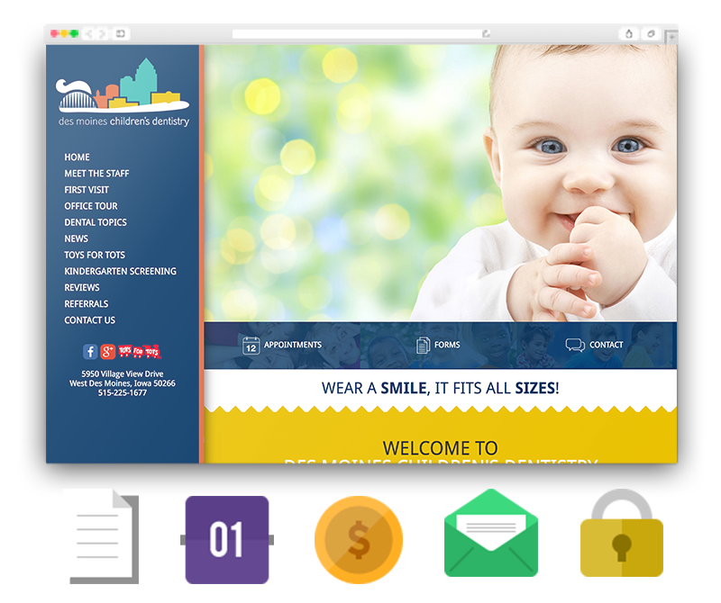 Powerful Add-Ons for Your Pediatric Dentist Website