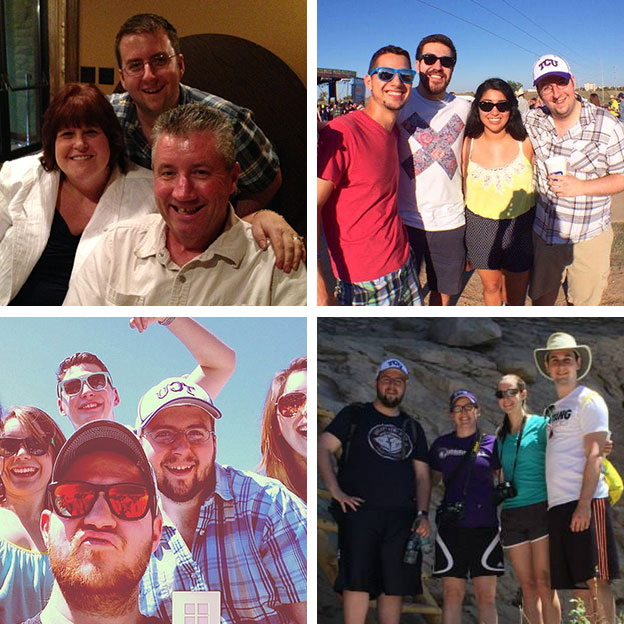 Brett Yanoski's Family and Friends