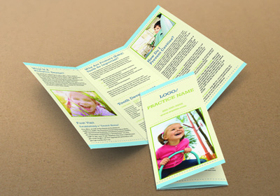 Pediatric Dentist Brochure 20