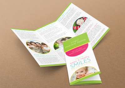 Pediatric Dentist Brochure 24