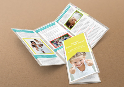 Pediatric Dentist Brochure 26