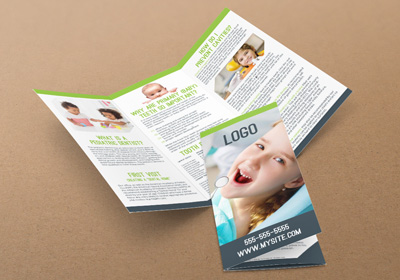 Pediatric Dentist Brochure 29