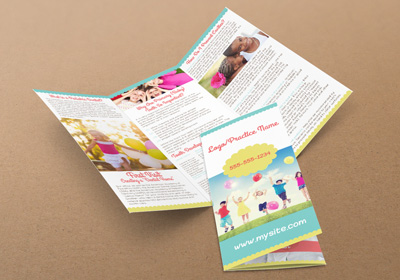 Pediatric Dentist Brochure 30