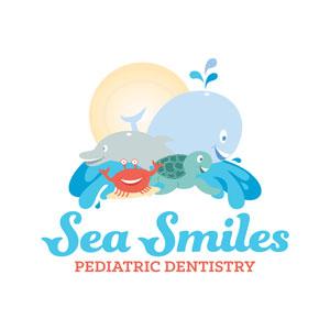 Sea Smiles Pediatric Dentistry Logo