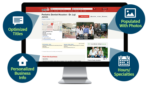 How Smile Savvy Optimizes Local Listings for Pediatric Dentists