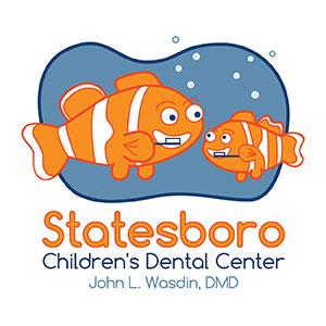Statesboro Children's Dental Center Logo