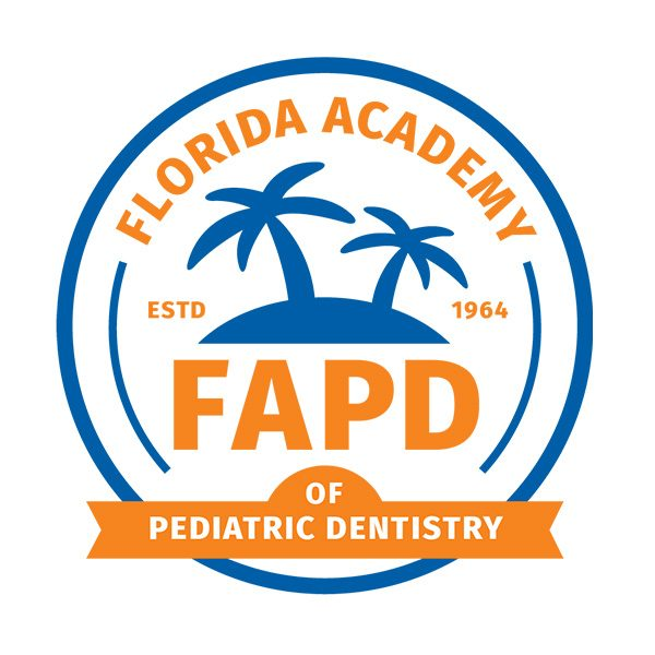 Florida Academy of Pediatric Dentistry Logo Design by Smile Savvy