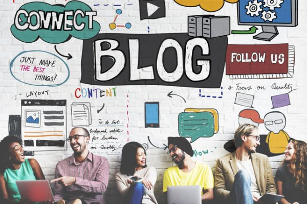 blogging helps SEO