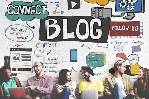 blogging helps SEO