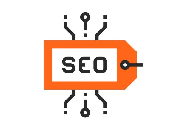 picture of an SEO tag