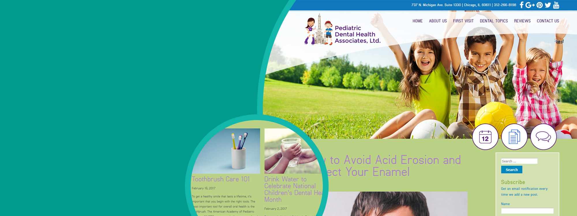 Custom Blogs for Your Pediatric Dental Practice
