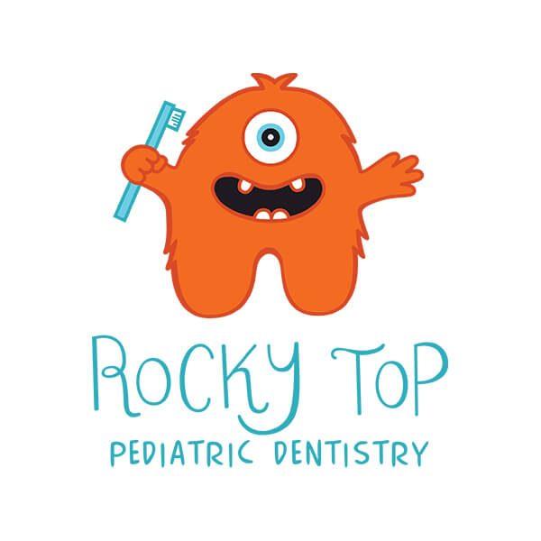 Rocky Top Pediatric Dentistry Logo