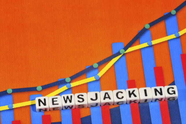 newsjacking for dentists