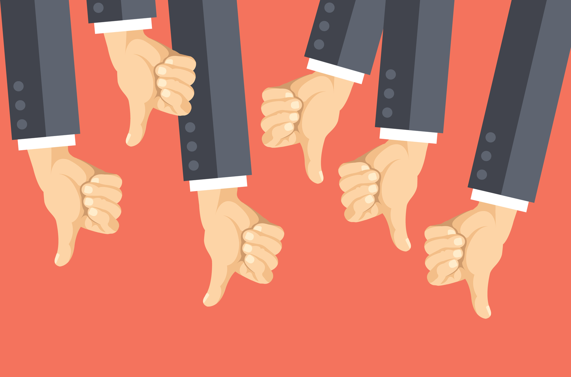 Dealing with a Negative Online Review in 3 Simple Steps