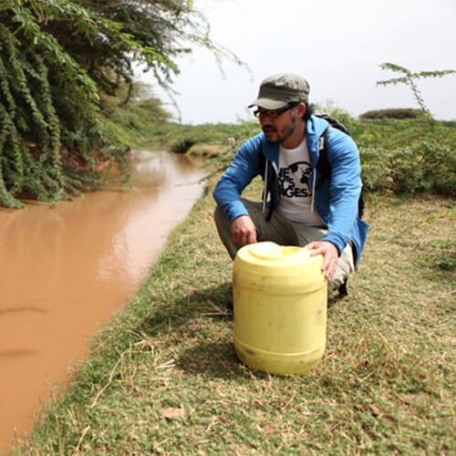 Eugene Cho - Helping Bring Clean Water to Kids