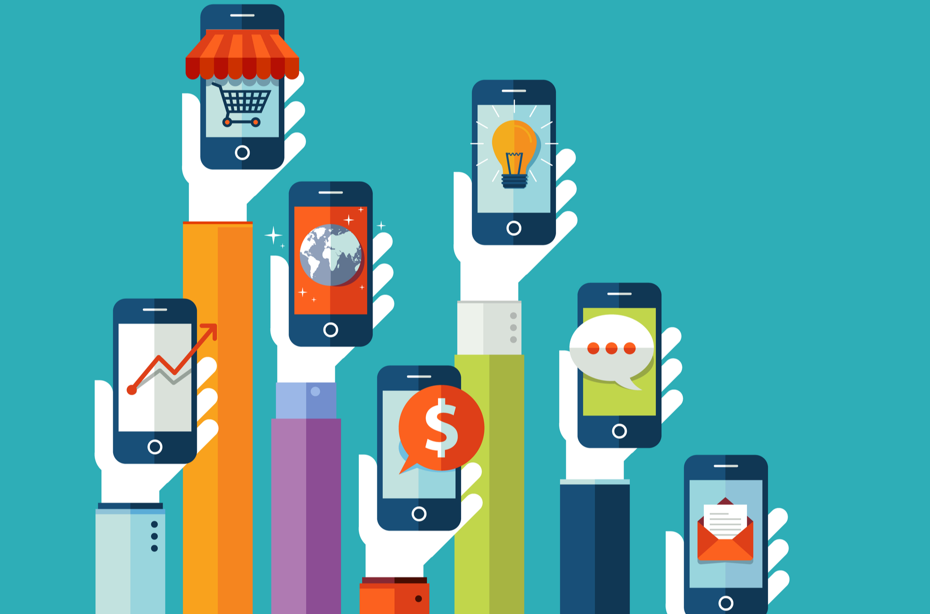 Mobile-Friendly Websites are Important Now more than Ever