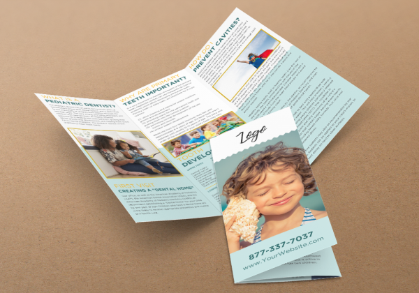 Brochures for Pediatric Dentists