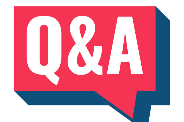 "letters ""Q & A"""