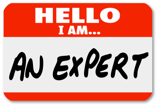 expert nametag