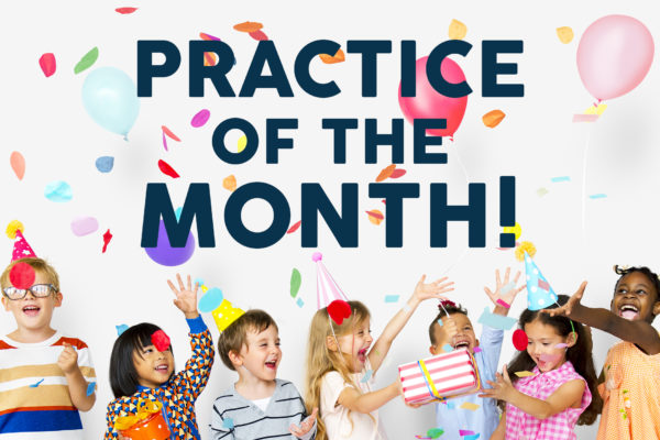 Practice of the Month Header