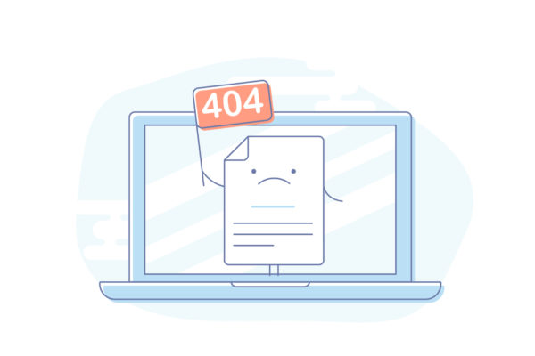 404 page not found image