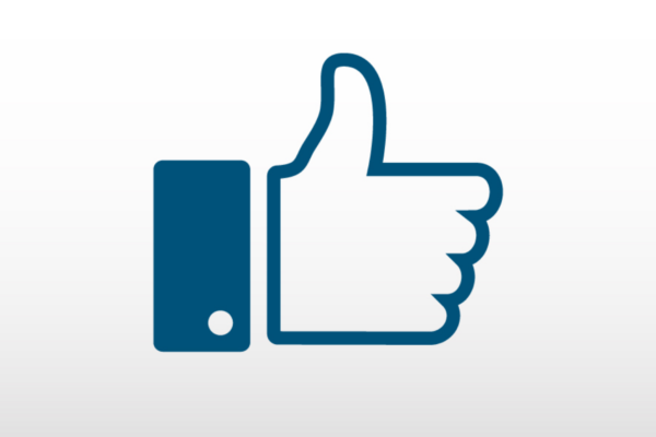 facebook thumb-up icon