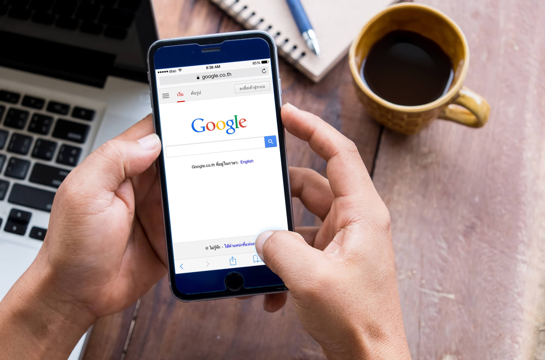 Google Mobile First Indexing Negatively Affects Older Dental Websites