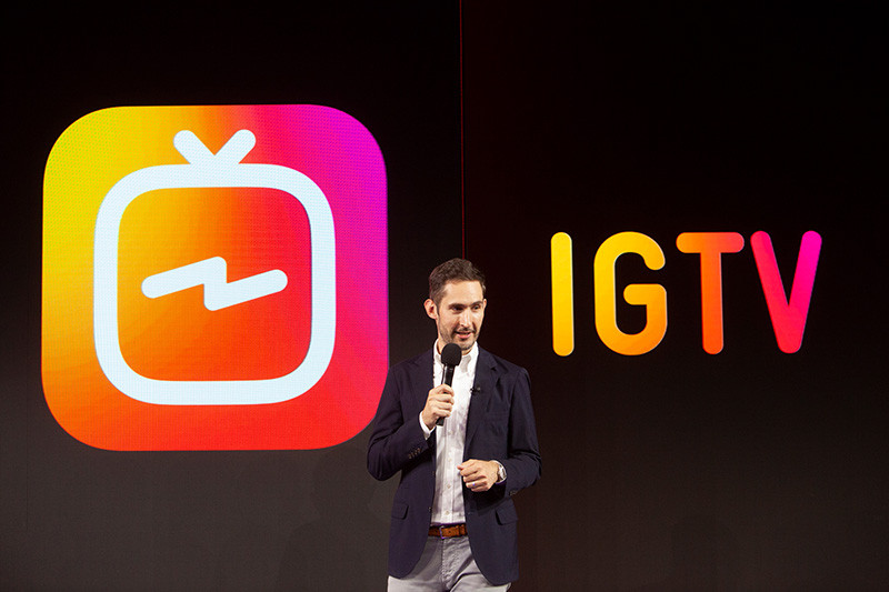 Introducing IGTV with Kevin Systrom
