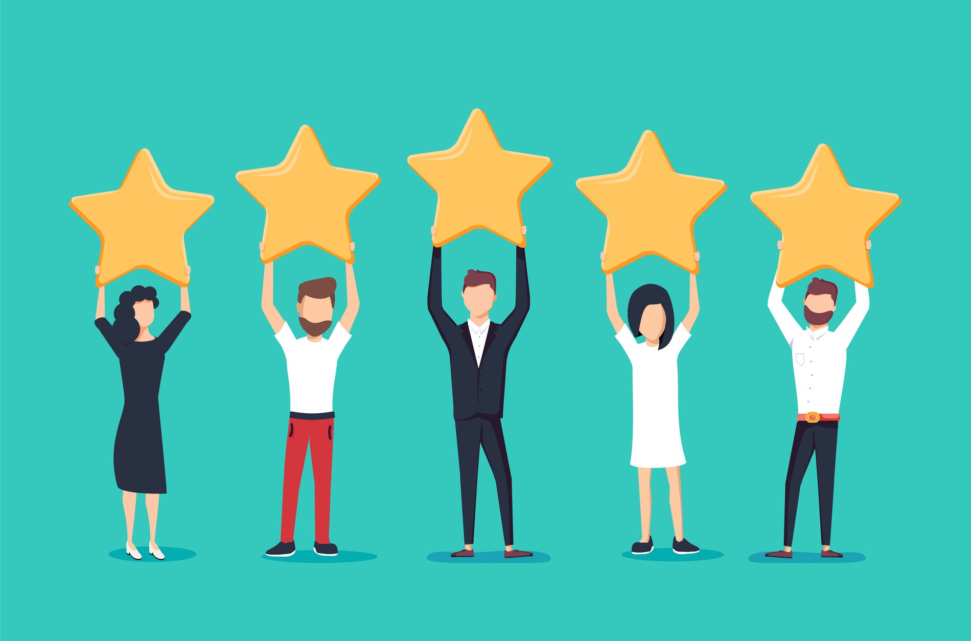 5 Quick Tips for Doubling Your Positive Online Reviews